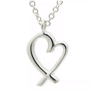 Tiffany & Co. Loving Heart Necklace Paloma Picasso
